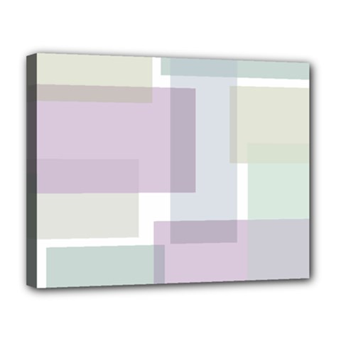 Abstract Background Pattern Design Canvas 14  x 11
