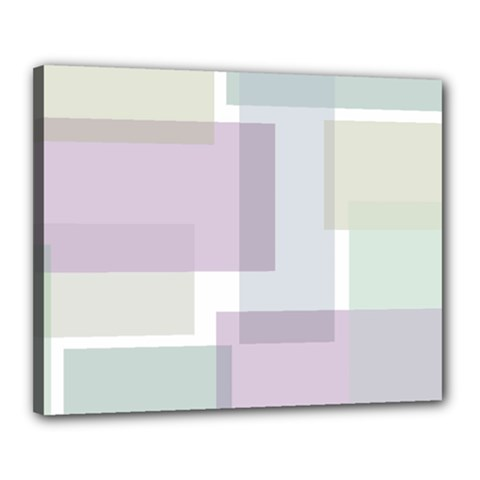 Abstract Background Pattern Design Canvas 20  x 16