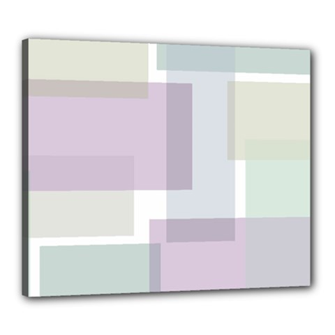 Abstract Background Pattern Design Canvas 24  x 20