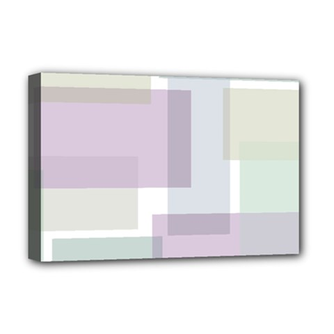 Abstract Background Pattern Design Deluxe Canvas 18  x 12