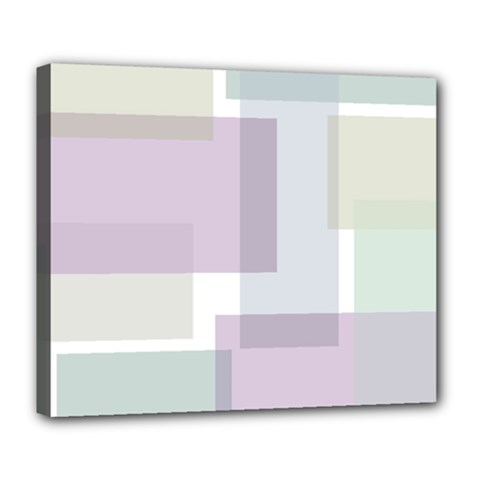 Abstract Background Pattern Design Deluxe Canvas 24  x 20