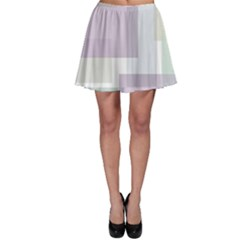 Abstract Background Pattern Design Skater Skirt