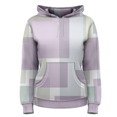 Abstract Background Pattern Design Women s Pullover Hoodie