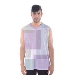 Abstract Background Pattern Design Men s Basketball Tank Top