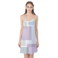 Abstract Background Pattern Design Camis Nightgown