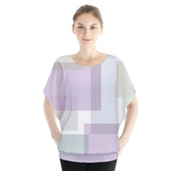 Abstract Background Pattern Design Blouse