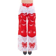Abstract Background Balloon Pants