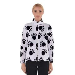 Paws Black Animals Winterwear