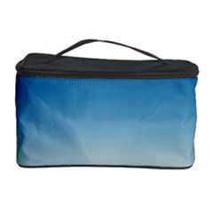 Rainbow Blue Orange Purple Cosmetic Storage Case