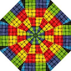 Pinterest Water Colorfull Folding Umbrellas
