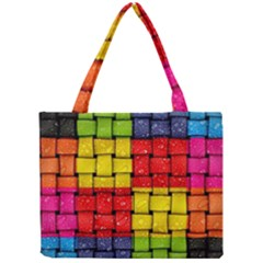 Pinterest Water Colorfull Mini Tote Bag