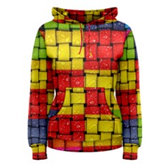 Pinterest Water Colorfull Women s Pullover Hoodie