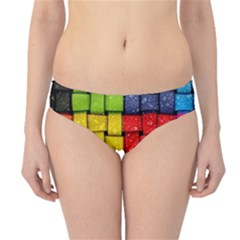Pinterest Water Colorfull Hipster Bikini Bottoms