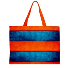 Red Blue Large Tote Bag