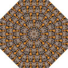Sitcat Orange Brown Folding Umbrellas