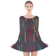 Related Pictures Funny Long Sleeve Velvet Skater Dress