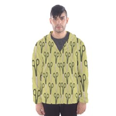 Scissor Hooded Wind Breaker (Men)