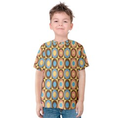 Round Color Kids  Cotton Tee