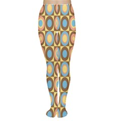 Round Color Women s Tights