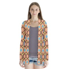 Round Color Cardigans