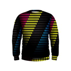 Techno Music Kids  Sweatshirt