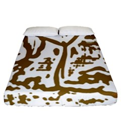 The Dance Fitted Sheet (queen Size)