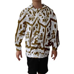 The Dance Hooded Wind Breaker (Kids)