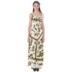 The Dance Empire Waist Maxi Dress