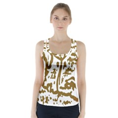 The Dance Racer Back Sports Top