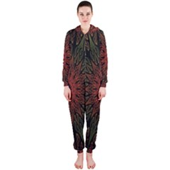 Sun Hooded Jumpsuit (Ladies)
