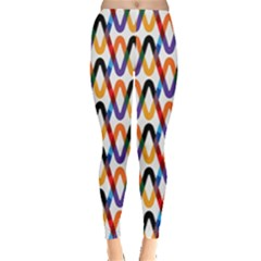 Wave Rope Leggings