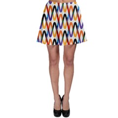 Wave Rope Skater Skirt