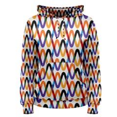 Wave Rope Women s Pullover Hoodie