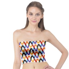 Wave Rope Tube Top