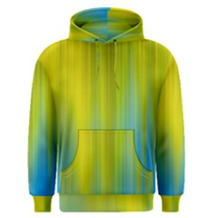 Yellow Blue Green Men s Pullover Hoodie