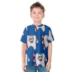 Tooth Kids  Cotton Tee