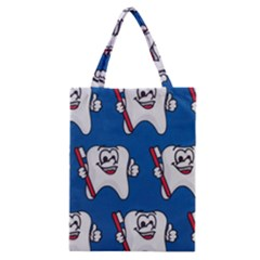 Tooth Classic Tote Bag