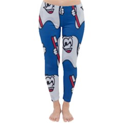 Tooth Classic Winter Leggings