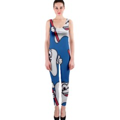 Tooth OnePiece Catsuit