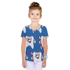 Tooth Kids  One Piece Tee