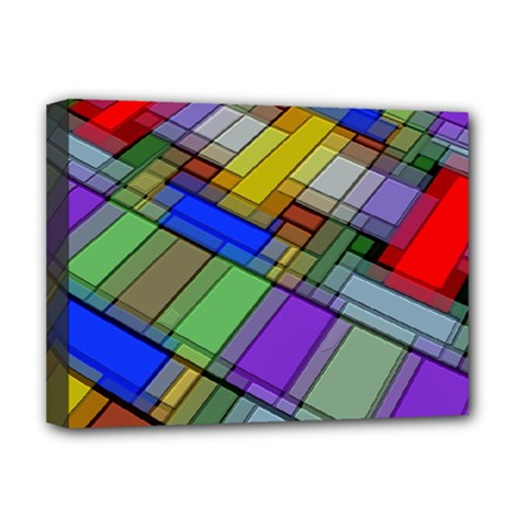 Abstract Background Pattern Deluxe Canvas 16  x 12