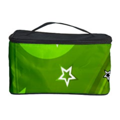 Art About Ball Abstract Colorful Cosmetic Storage Case