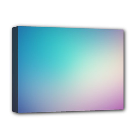 Background Blurry Template Pattern Deluxe Canvas 16  x 12
