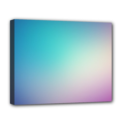 Background Blurry Template Pattern Deluxe Canvas 20  x 16