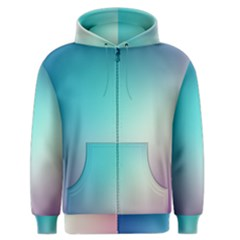 Background Blurry Template Pattern Men s Zipper Hoodie
