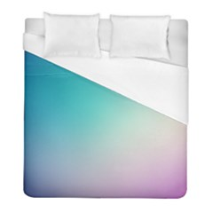 Background Blurry Template Pattern Duvet Cover (Full/ Double Size)