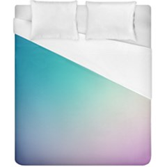 Background Blurry Template Pattern Duvet Cover (California King Size)