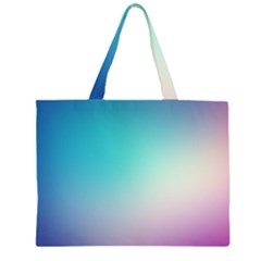 Background Blurry Template Pattern Large Tote Bag