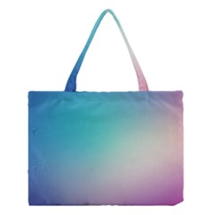 Background Blurry Template Pattern Medium Tote Bag
