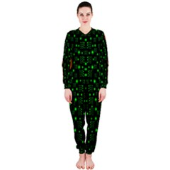 Tulips In The Night Of Stars OnePiece Jumpsuit (Ladies)